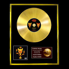 INSANE CLOWN POSSE THE AMAZING JECKEL BROTHERS  CD  GOLD DISC FREE P+P!!