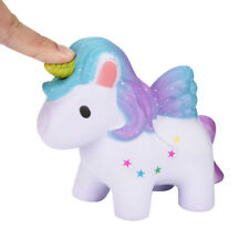 Big Soft Squishies Kawaii Unicorn Scented Squishy Squeeze Stress Toys Collection