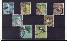 Hong Kong Fauna Aves Valores del año 2006 (DN-495)