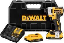 Dewalt - DCF887D2-GB - Xr Brushless Impact Driver 18v 2x2ah