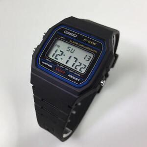 Casio Classic Digital Watch F-91W Melbourne Stock
