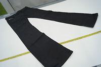 DIESEL Ronhary Damen Jeans Hose Hüft stretch 28/34 W28 L34 schwarz black TOP #46