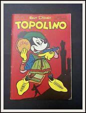 ⭐ TOPOLINO libretto # 48 - Disney Mondadori 1952 - DISNEYANA.IT ⭐