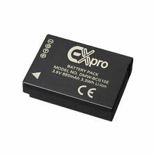 New DMW-BCG10E Battery for P@ L@ TZ7 TZ8 TZ10 DMC-TZ20