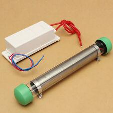 AC 220V 7.5g Ozone Generator Ozone Tube 7.5g/hr for DIY Water Plant Air Purifier