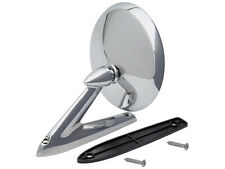 New 1962-64 Fairlane Mirror Outside Round LH RH Bronco Mustang Falcon Ford