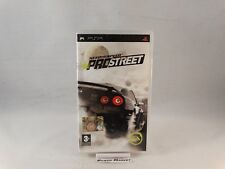 NEED FOR SPEED PROSTREET PRO STREET - SONY PSP PAL ITALIANO COMPLETO COME NUOVO