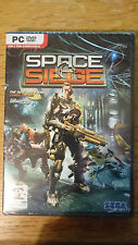 Space Siege for Windows PC - brand new in shrink wrapping
