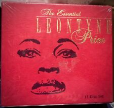 RCA / BMG 11-CD Box Set: The Essential LEONTYNE PRICE - USA 1996 SEALED