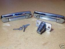 Door Exterior Handle 2101-6105176/77 LH +RH +Tailgate Door Lock + KEYS LADA NIVA
