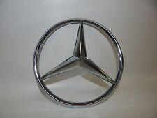 "*8"" Diameter* OEM 2016 2017 Mercedes-Benz Front Grill Grille Emblem Star Chrome"