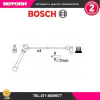 0986357181 Kit cavi accensione Fiat-Lancia 1.2 16v (MARCA-BOSCH)