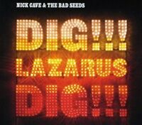 Nick Cave and The Bad Seeds - DIG, LAZARUS, DIG!!! (Bonus One DVD)