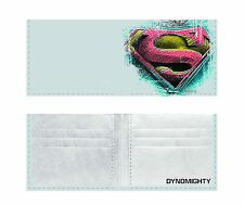 Dc Superman Billfold Wallet by Dynomighty Design
