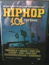 Hip Hop 101 - The Game (DVD, 2003, Edited Version) WORLD SHIP AVAIL!