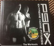 Beachbody P90X Extreme Home Fitness The Workouts 13Dvd Set 12 Training Routines
