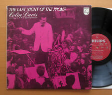 The Last Night Of The Proms Colin Davis 1969 Philips SFM 23033 NM/EX