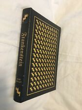 Used* Frankenstein, Mary Shelley. Easton Press, Collector's Edition. Leather