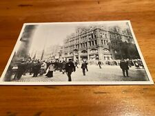 Old Postcard  Manchester Guardian Cross St
