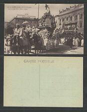 1922 CARNAVAL DE NICE FRANCE 1922 UN COUP DE VENT A ROBA COPEU POSTCARD