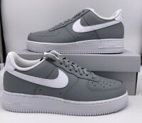 Nike Air Force 1 '07 Retro Wolf Grey CK7803-001 Mens Size