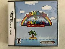 Rainbow Islands Revolution (Nintendo DS, 2006) - Brand New, Sealed, Excellent