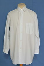 Awesome Yohji Yamamoto Y's for men White Cotton Men Shirt Long Sleeve M