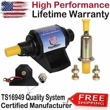 12 V 35 gph 4-7psi Universal Electric Fuel Pump for SBC BBC Holley SBF BBF Chevy