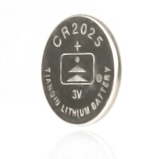 10 Pcs CR2025 Lithium Button Cell Battery 3V for Remote Canon Nikon Sony Pentax