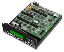 Athena SATA CD/DVD/Blu Ray Duplicator Controller card 1-11 multi burner +cables