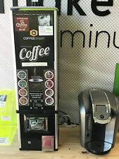 Coffee Vending Machine - K-cup coffee