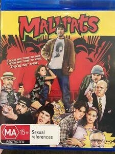 Mallrats BLU RAY (1995 Kevin Smith / Jason Lee comedy movie)