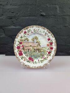 Royal Albert Spring Collectors Plate