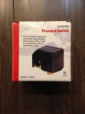 NEW IN BOX - PRO Plumber 20-40 PSI Pressure Switch PPS2040
