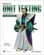 The Art of Unit Testing: with examples in C#, Osherove, Roy, Acceptable Book