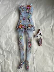 Tonner WILDE IMAGINATION ESSENTIAL ELLOWYNE TOO WIGGED OUT FASHION DOLL OUTFIT