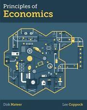 Principles of Economics by Dirk Mateer and Lee Coppock (2015, Paperback /...