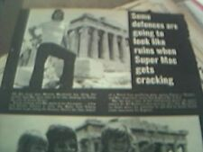 news item 1973 football malcolm macdonald ancient greece holiday family
