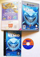 LE MONDE DE NEMO sur Nintendo GAMECUBE GAME CUBE