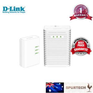 D-Link DHP-W313AV AV500 PowerLine Ethernet Powerline + AC600 WIFI Extender AP
