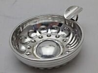 Antique Solid Silver French Wine Taster c1840 (1063-9-VNN) A