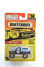 MATCHBOX #50 CHEVY BLAZER