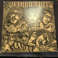 Record Album Jethro Tull Stand Up Novelty Album Cover w/Pop-Up LP VG
