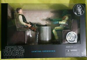"Star Wars Black Series Cantina Showdown  Toys ""R"" Us Exclusive"