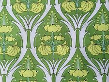 By 1/2 Yard Amy Butler Cotton Fabric ~ Soul Blossoms Passion Lily Fern ~ Flowers