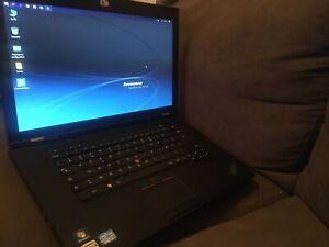 """Lenovo Thinkpad L530 15,6"""" / intel i5 / 4gb / 500 go / win10 pro"""