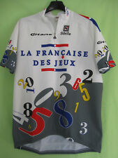 Maillot cycliste Française des Jeux 1998 FDJ Cycling Jersey Gitane Sibille - 7