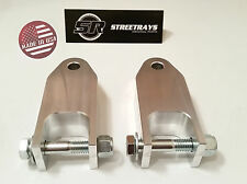 "StreetRays Chevy GMC 1500 & 2500 Front / Rear Shock Extenders 4"" Bilstein Rancho"