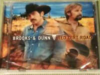BROOKS & DUNN RED DIRT ROAD 14 TRACK NEW FACTORY SEALED CD FREE SHIPPING