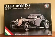 "1932 ALFA Romeo 8c 2300 Coupé ""Dinner Jacket"" by Pocher Rivarossi (1/8 scale)"